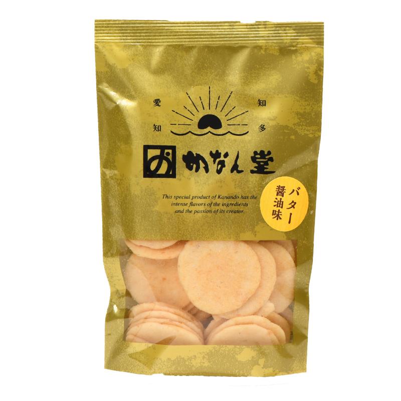 かなん堂 知多の黄金(バターしょうゆ)