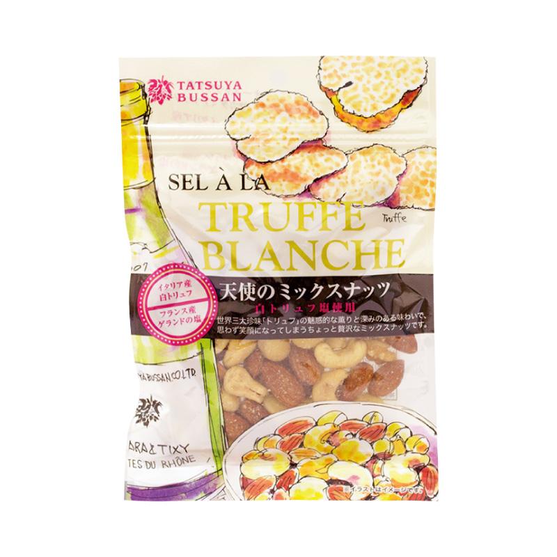 【ゆうパケット】龍屋物産 天使のミックスナッツ 90g