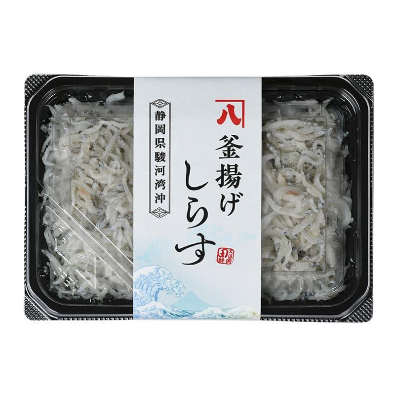 【冷凍まとめて発送】久保田水産 【単品】釜揚げしらす100g