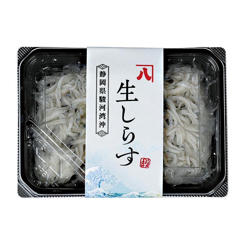 久保田水産 【単品】生しらす100g