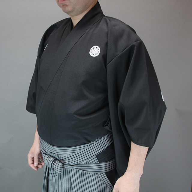 ツムギ居合衣「暁(あかつき)」(着物袖)