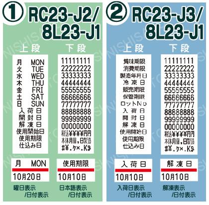 SATO ハンドラベラー uno FOOD フード 本体 印字2段型 サトー ラベラー ラベルシール