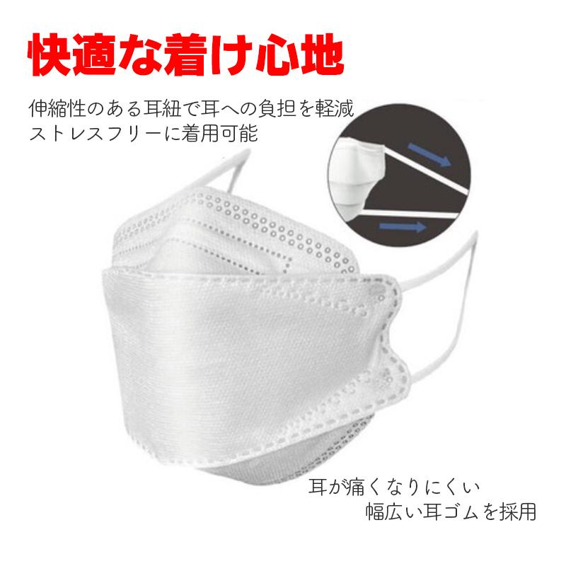 KF94 韓国 マスク 不織布 ダイヤモンドマスク ≪KOREA≫ メール便T 10枚入