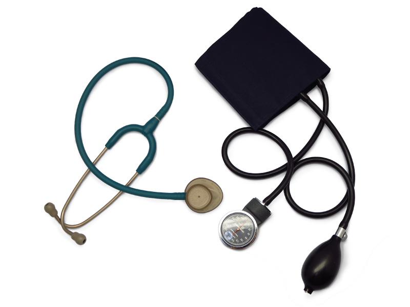 リットマン聴診器ライトウェイトII S.E.&アネロイド血圧計のセット (タグ刻印の場合、+580円)