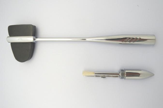 PTセットB: プラスチック角度計330mm,  勝沼式打診器,  メジャー2m,  P4310-330, SM-523, 123