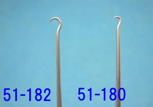 単鋭鈎  18.0cm(神経の牽引に)