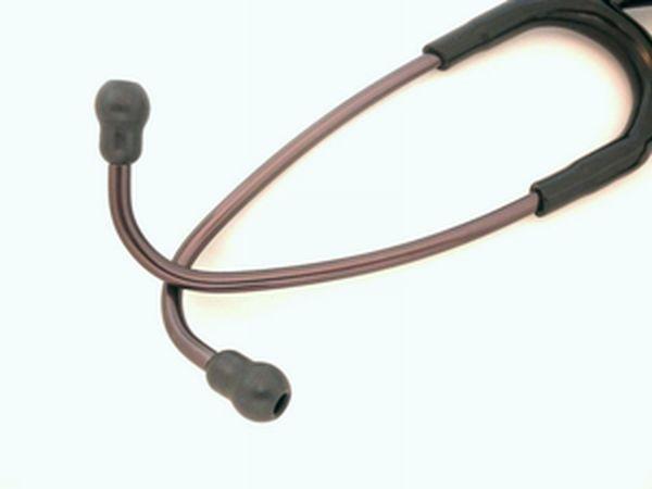 マスタ-カーディオロジ-ブラック(Smoke edition) 耳管とヘッドに特殊加工  3M2176
