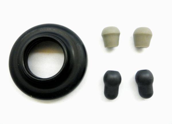 【セット】マスタ-カーディオロジ-ブラック(Smoke edition)  3M2176 + テイラー(米式)打腱器 CK-521