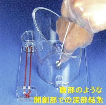 糸結び手技トレーナー(セット)(15_0050)(お勤め先、ご在学先を下記テキストボックスにご入力下さい)