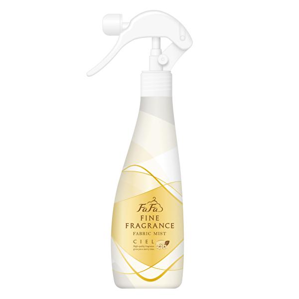 【新商品】 新香調 シエル ファーファファインフレグランス ファブリックミスト  本体 300ml