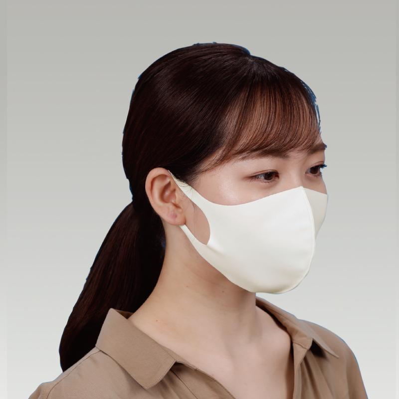 【同色5枚セットでお得!】洗える!冷感マスク