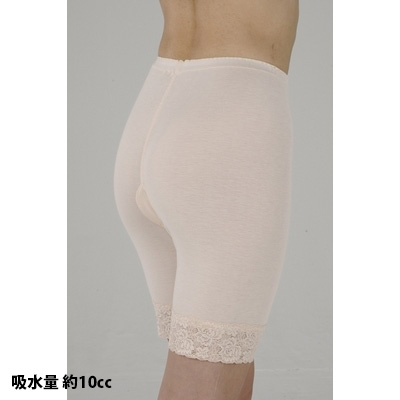【WDまとめ買い】ウェルドライ 女性用 五分丈(吸水量10cc)