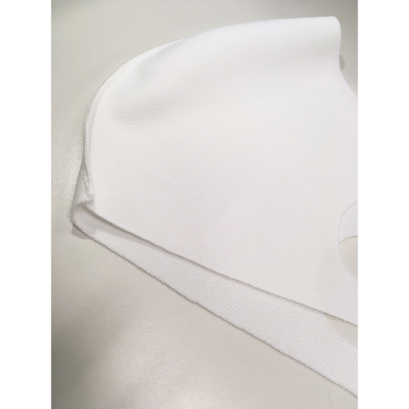 洗える!マスク 「快適ニットマスク」(2枚入) サラサラ!UVカット!