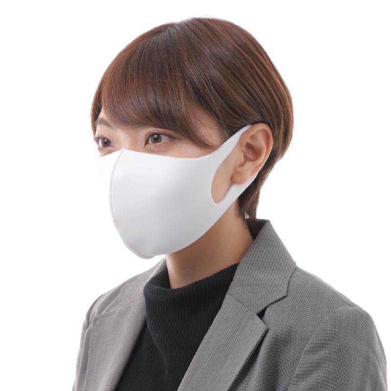 洗える!マスク エアロカプセル使用 抗ウイルスマスク 大人用(2枚入り)