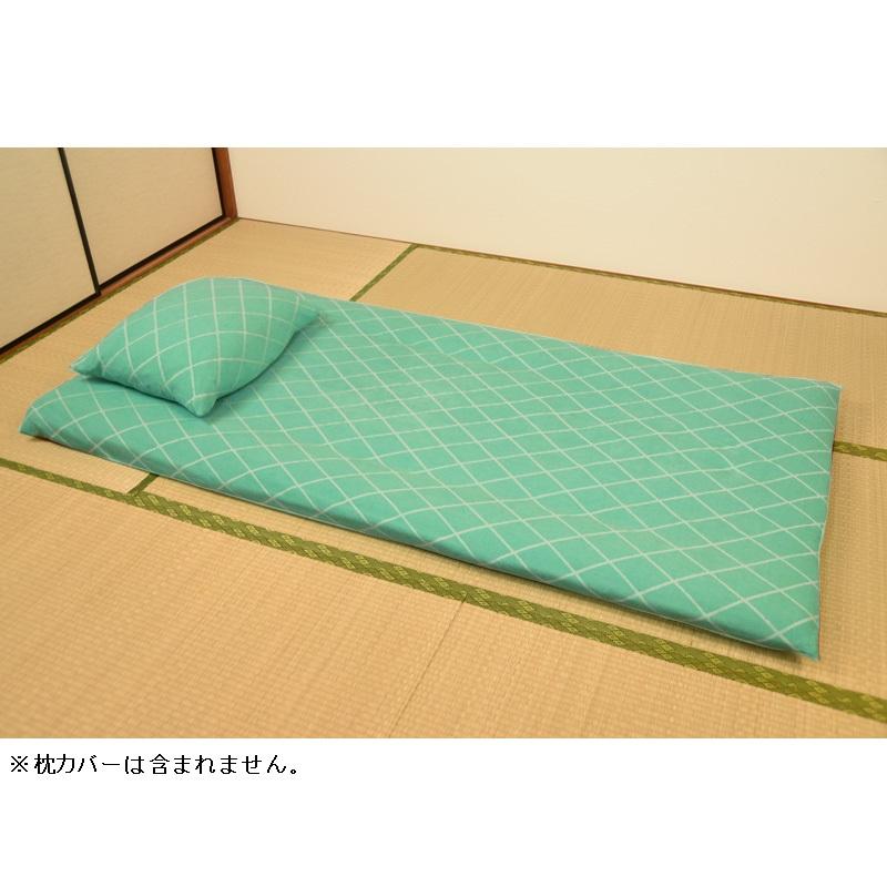 エアクール タオル寝具(フィットシーツ/ダブル)