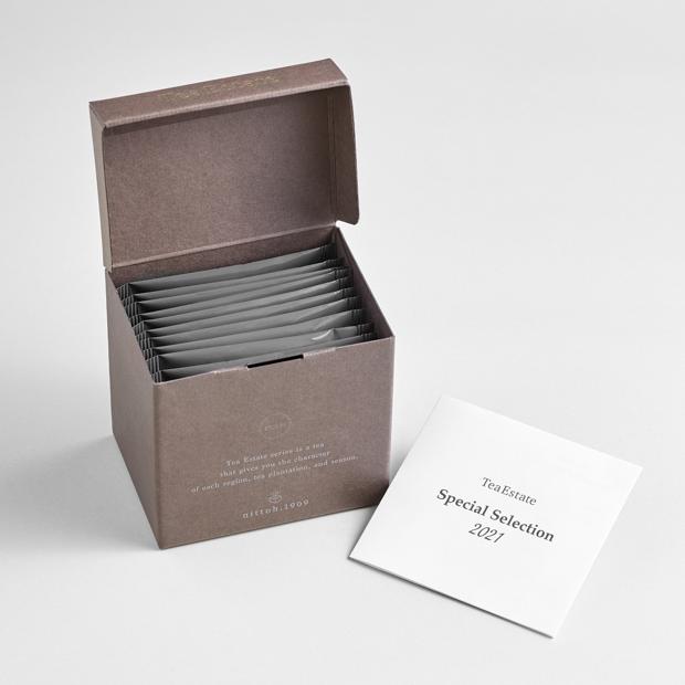 8/6~10発送【期間限定】菓子屋シノノメ・焼き菓子とnittoh.1909・紅茶のセット(Special Selection 2021)
