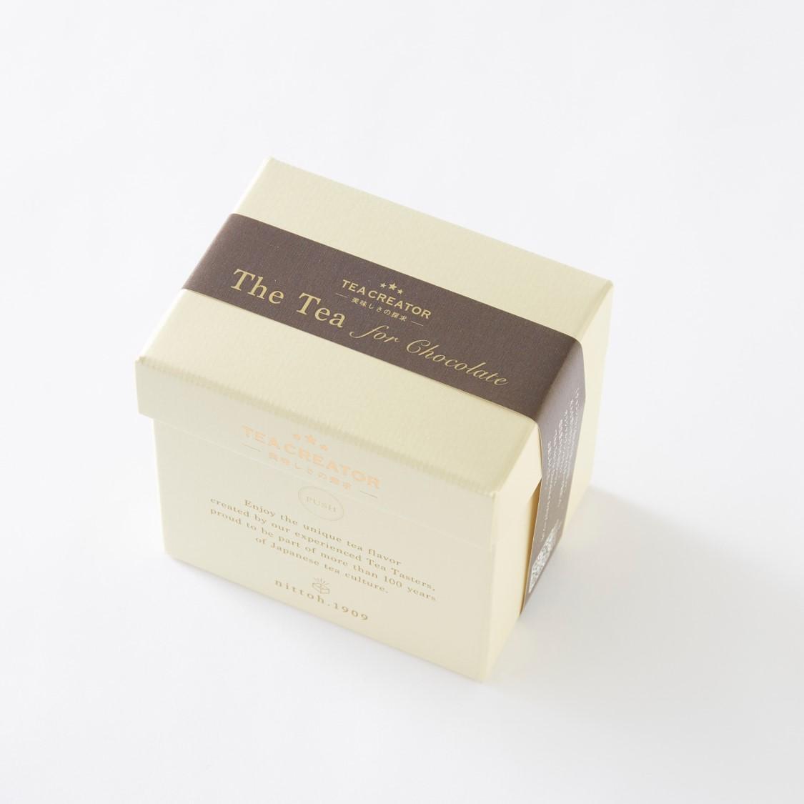 8/20~24発送【期間限定】菓子屋シノノメ・焼き菓子とnittoh.1909・紅茶のセット(The Tea for Chocolate)