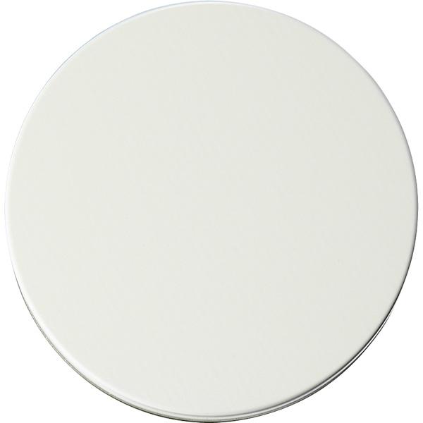 カラー缶(柄なし)白