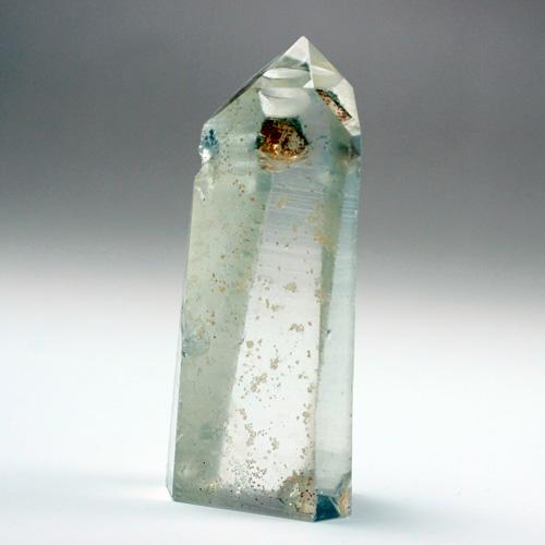 最高級水晶六角柱 135g 〔5052〕