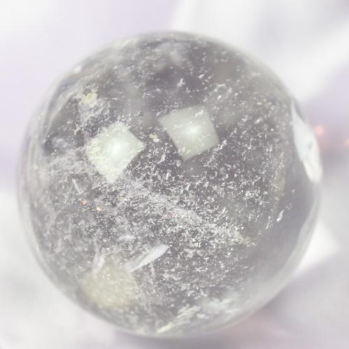 天然水晶玉 50mm 〔5161〕