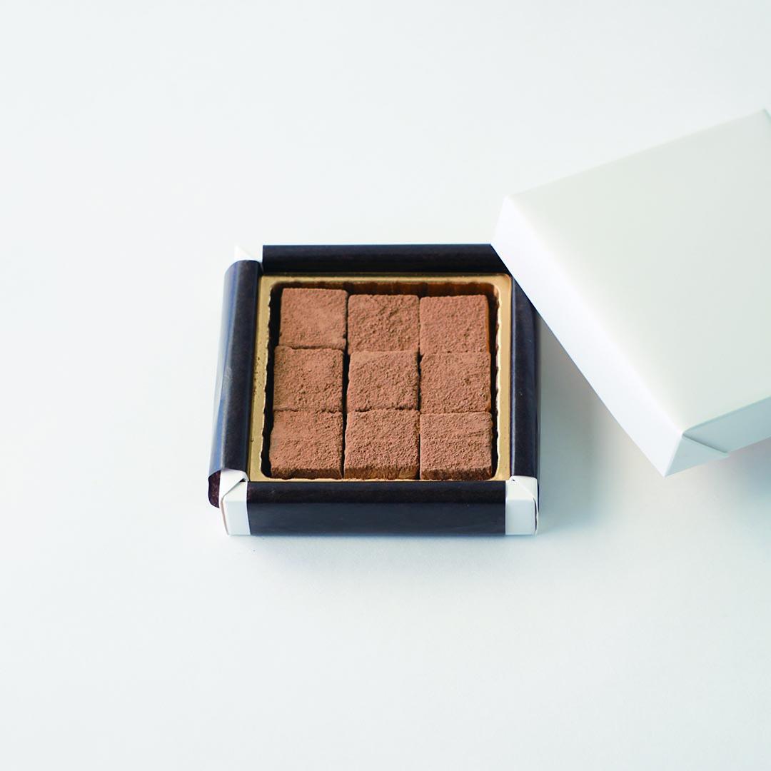 Raw生チョコレート - 甘酒カカオ-