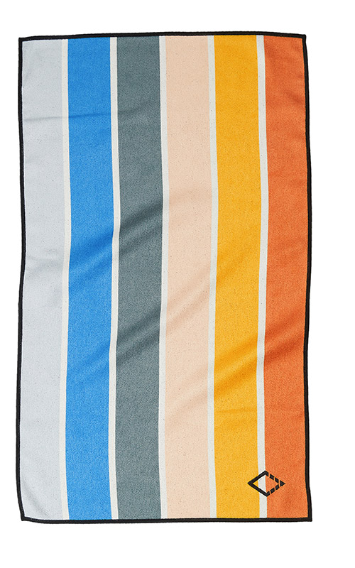RETRO STRIPES 50 MULTI HAND TOWEL