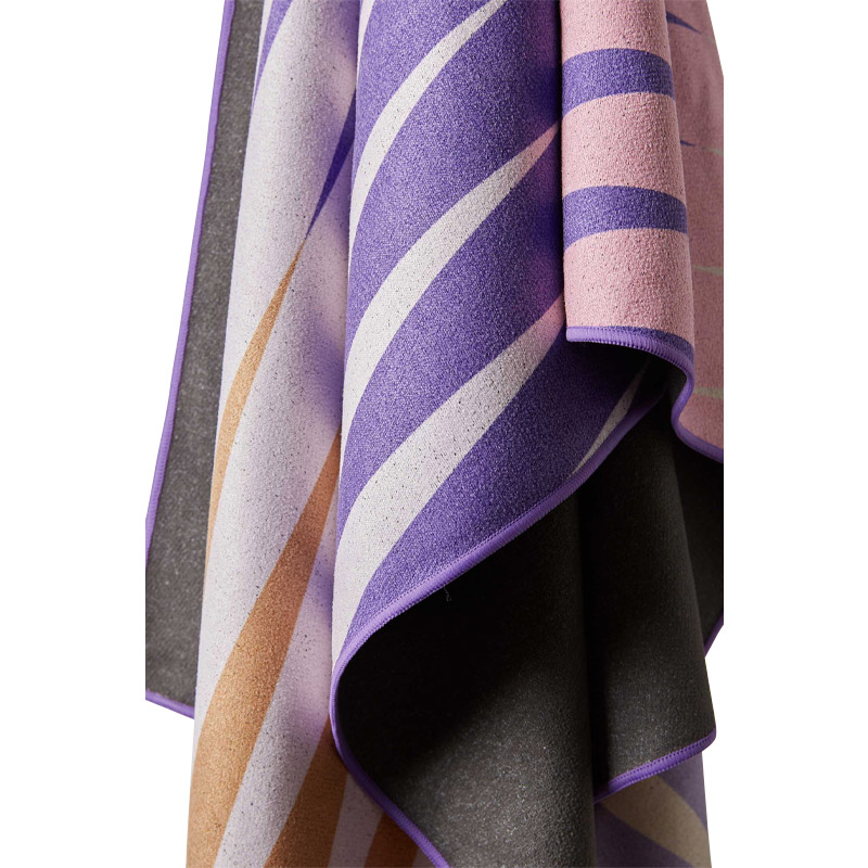 HEAT WAVE 06 PURPLE TOWEL