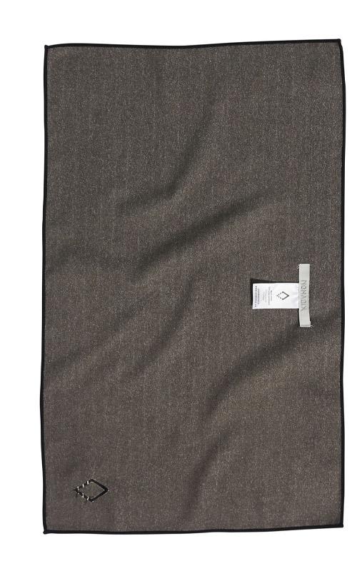 MONSTERA 67 BLUE HAND TOWEL