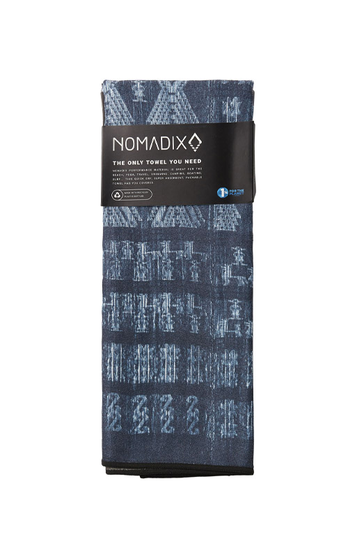 NORTH SWELL 21 INDIGO TOWEL