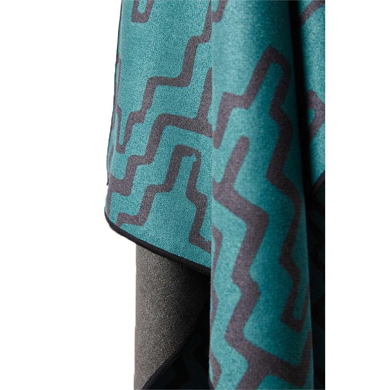 COCORA 24 TEAL TOWEL