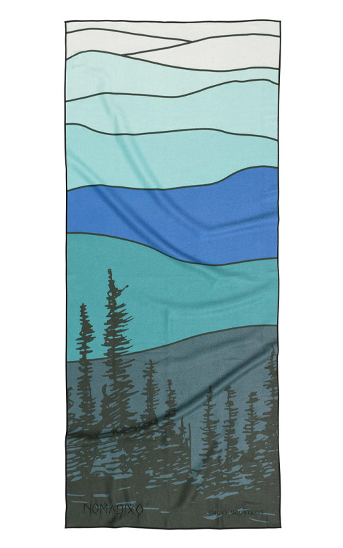 26 SMOKEY MOUNTAINS TOWEL