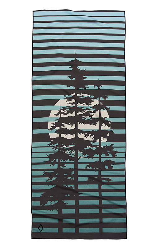37 FOREST NIGHTS TOWEL