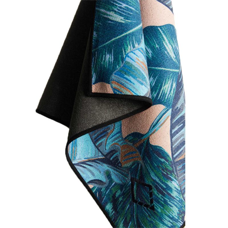 BANANA LEAF 14 TEAL HAND TOWEL