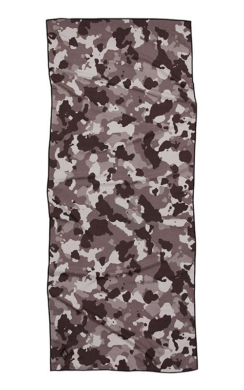 69 A CAMO GREY TOWEL