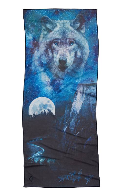 83 WOLF TOWEL