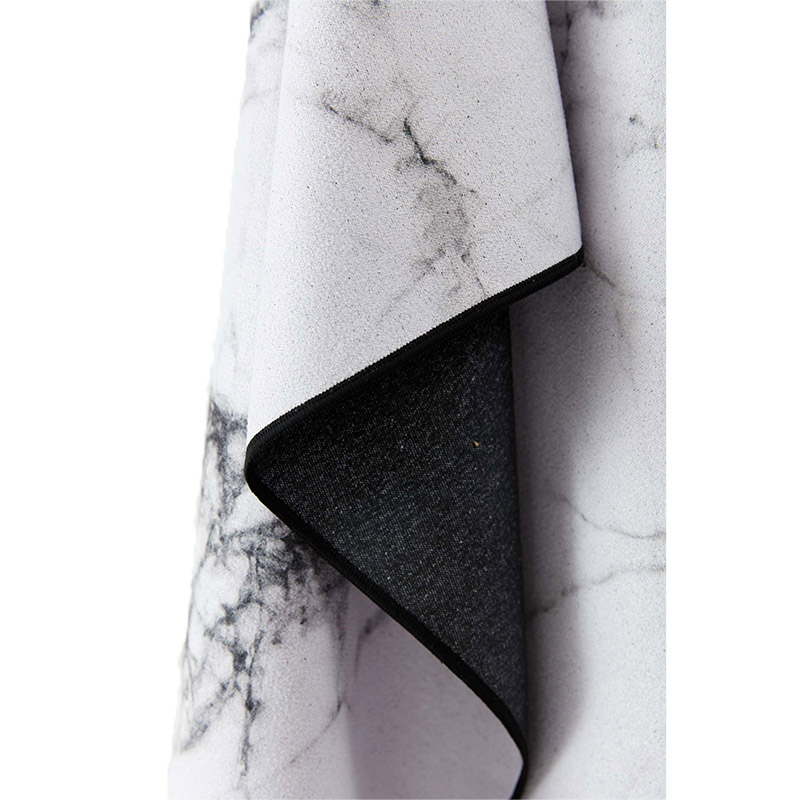 85 WHITE MARBLE TOWEL