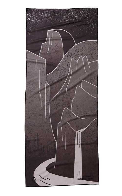 93 YOSEMITE VALLEYNIGHT TOWEL