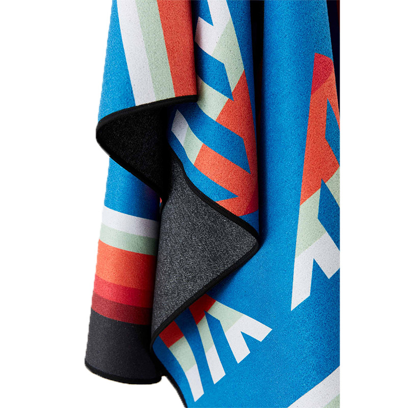 97 BEND BLUE ORANGE TOWEL