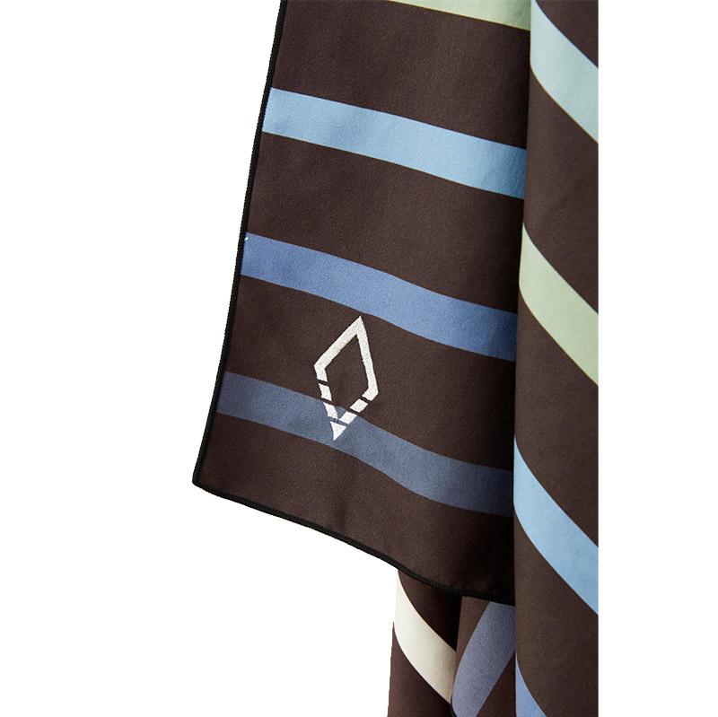 55 PINSTRIPES MULTI ULTRALIGHT TOWEL