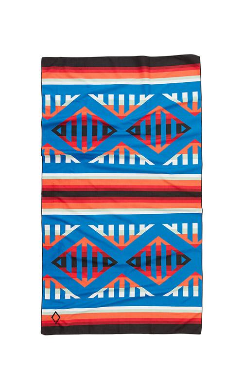 97 BEND BLUE ORANGE ULTRALIGHT TOWEL