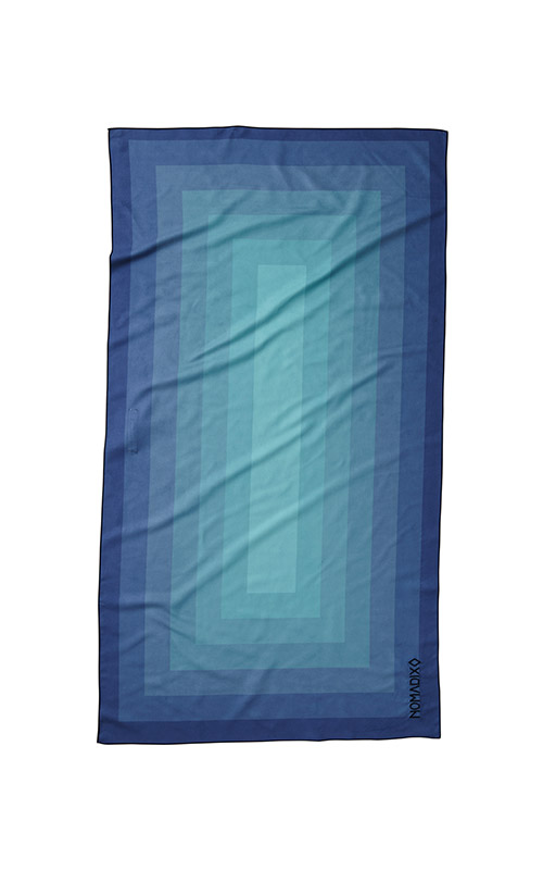 ZONE 52 TEAL ULTRALIGHT TOWEL