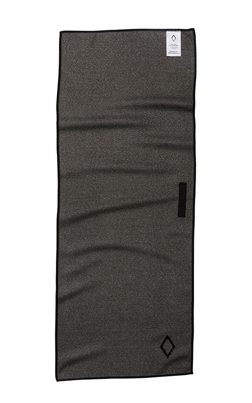 94 BREK BLACK DO ANYTHING TOWEL