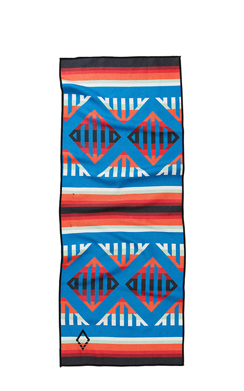 97 BEND BLUE ORANGE DO ANYTHING TOWEL
