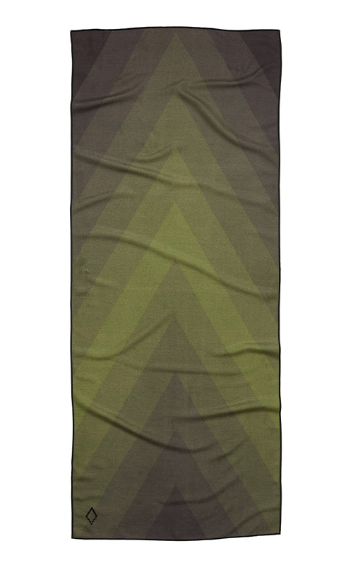 58 A FRAME FOREST TOWEL