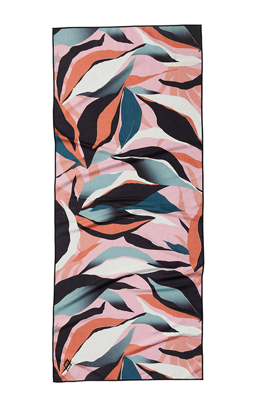 LEAFY 68 PINK TOWEL