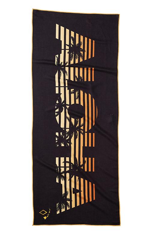 ALOHA 71 SUNSET TOWEL