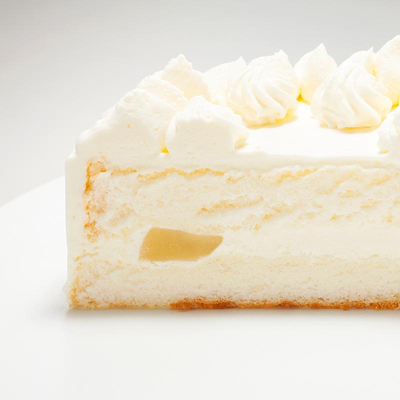 12/1-14受取【宅配便受取】Egg Free [卵不使用] デコレーションケーキ