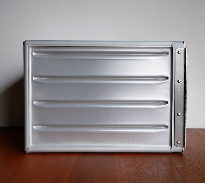 Airline Storage box (aluminium drawers)