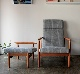 Highback chair set by Ejvind A. Johansson【お問い合わせ】