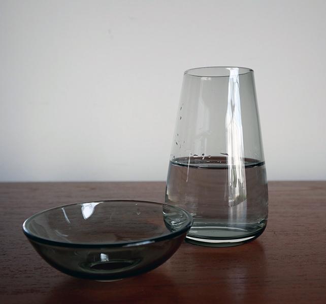 Aqua culture vase (M)